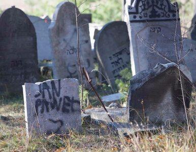 Media piszą o zdewastowaniu żydowskiego cmentarza w Świdnicy. Ambasador...