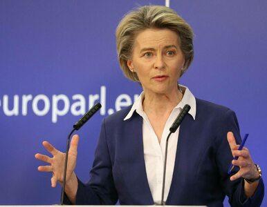 """Brukselski portal krytykuje Ursulę von der Leyen. """"Europejski bałagan w..."""