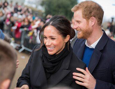 Książę Harry i Meghan Markle powitali na świecie kolejne dziecko. Nadali...