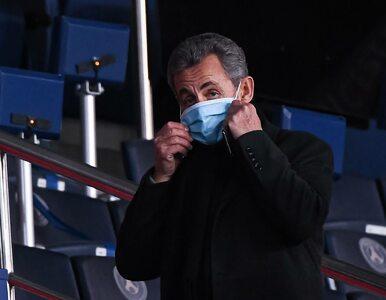 Nicolas Sarkozy winny korupcji. Były prezydent skazany na rok więzienia