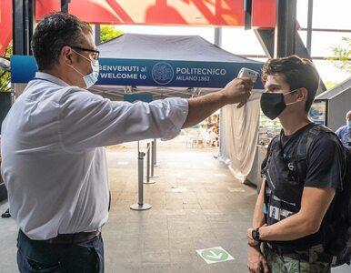 Włochy walczą z koronawirusem. Ponad tysiąc zakażeń ostatniej doby