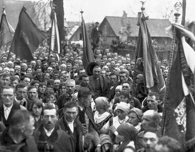 Zapomniany Wielki Strajk Chłopski. Ludowcy postawili się władzy sanacji