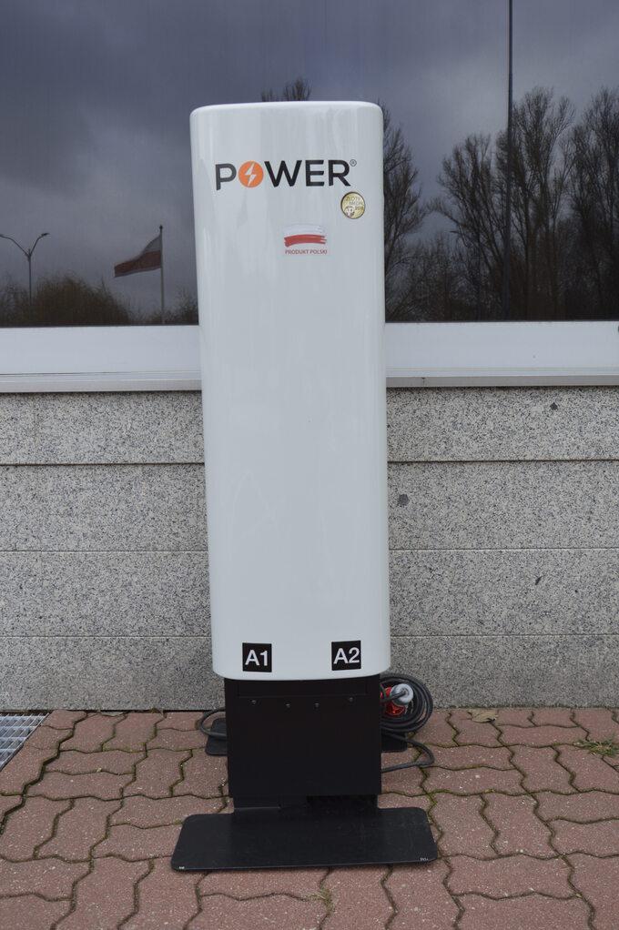 Poczta Polska _ testy aut elektrycznych o ładowności do 800 kg (8)