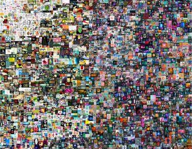 Nowy fenomen nabiera tempa. Wirtualny obraz sprzedany za 69 mln dolarów
