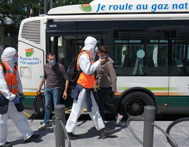 Rekordowa liczba nowych zakażeń we Francji. Lyon i Nicea z dodatkowymi...