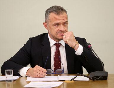 Pierwsze słowa Nowaka po wyjściu z aresztu. Porównał się do Komorowskiego