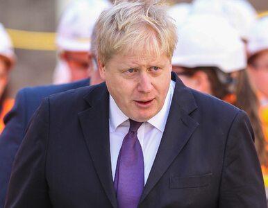 Downing Street: Boris Johnson jest w dobrym nastroju i oddycha bez...