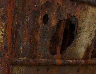 Z dna Martwej Wisły wydobyto 100-tonowy wrak