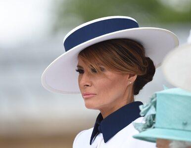 Melania Trump oddała hołd księżnej Dianie. W jaki sposób?