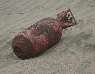 Dąbrowa Górnicza: 60-kilogramowy pocisk 5 metrów od bloku