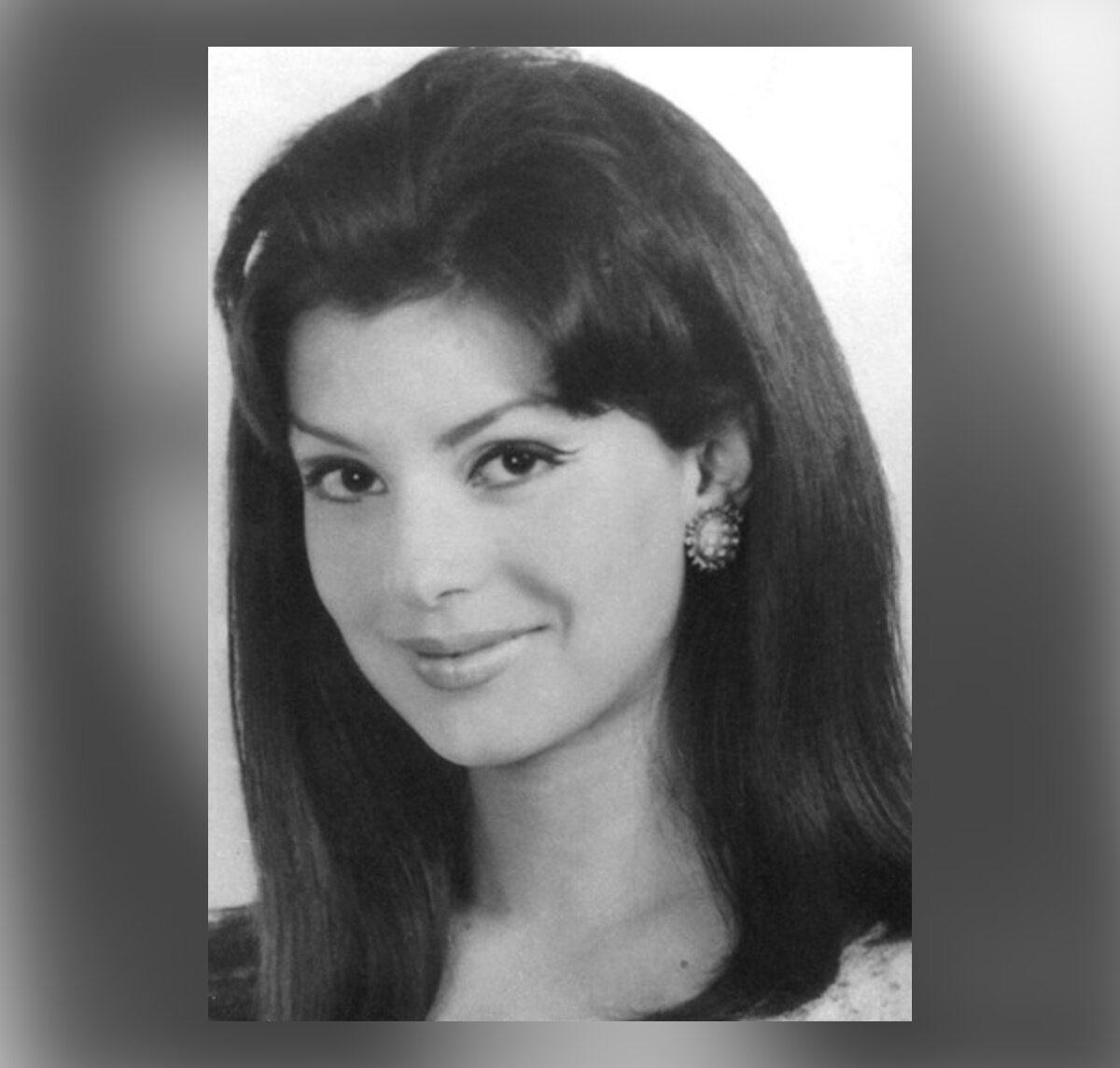 Virginia Vallejo w 1969 roku