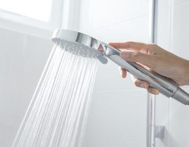 Ta reakcja alergiczna może doprowadzić do śmierci pod prysznicem
