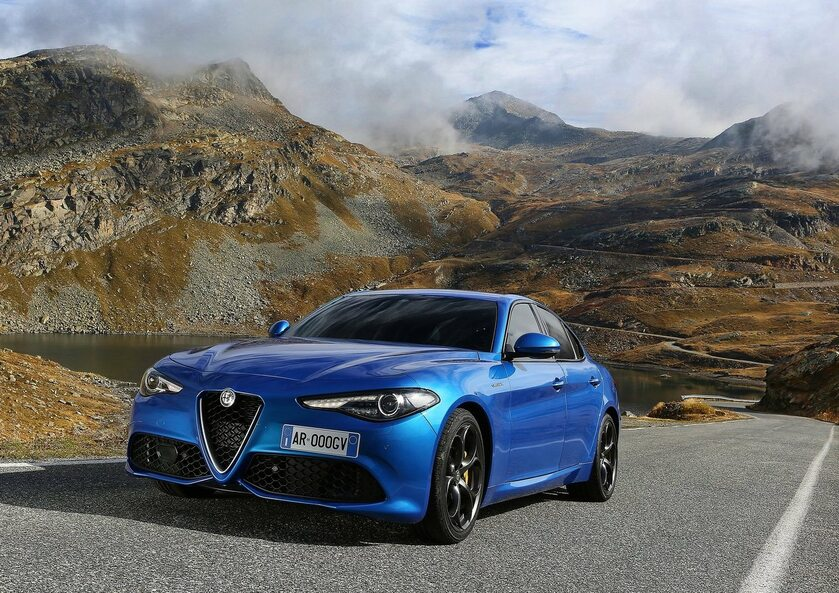 Alfa Romeo Veloce