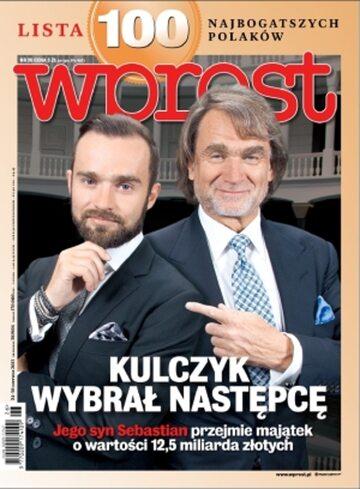 Okładka tygodnika Wprost nr 26/2013 (1583)