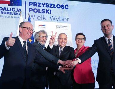 """Konwencja Koalicji Europejskiej. """"PiS nie ma koncepcji dla Polski. Ma..."""
