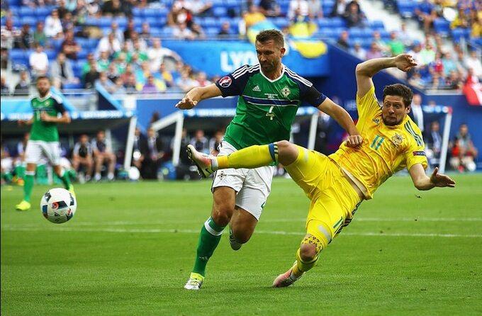 Mecz Ukraina-Irlandia Północna