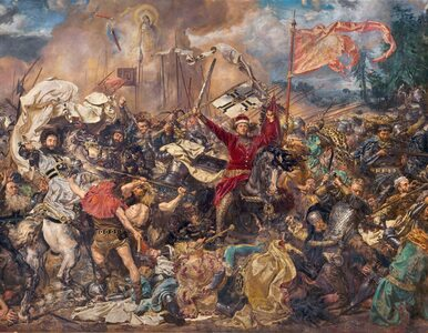 Bitwa pod Grunwaldem. Kto jest kim na słynnym obrazie Matejki? I gdzie...