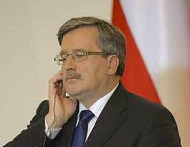 Komorowski nie zaprosił PJN do dyskusji o wyborach?