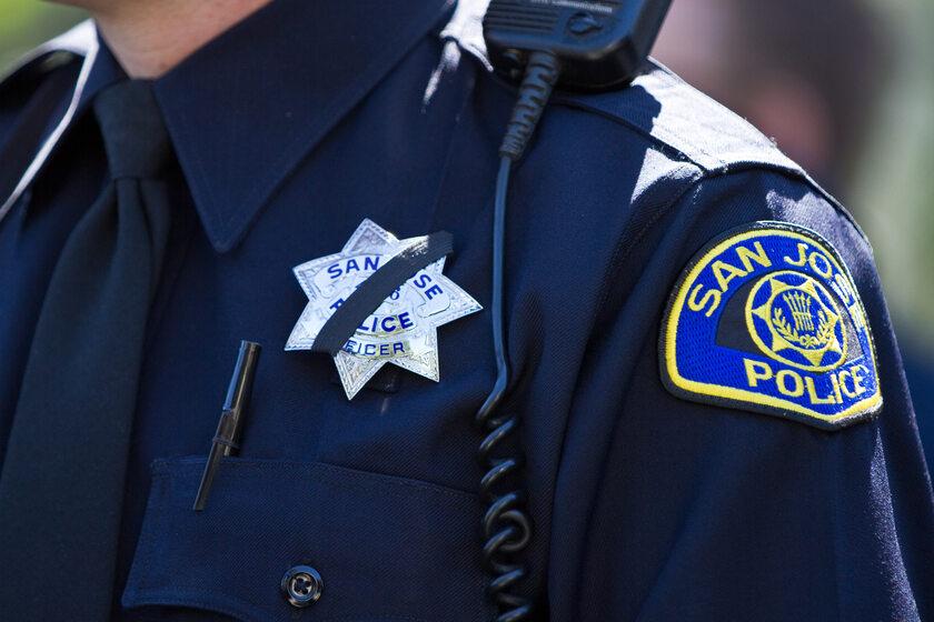 Policjant, USA