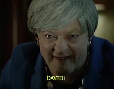 Andy Serkis znów sparodiował Theresę May. Głosem Golluma śpiewa...