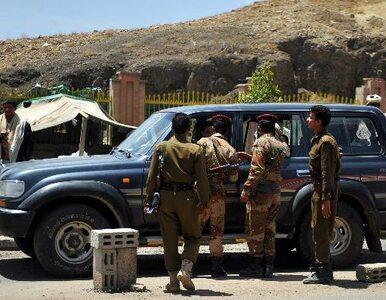 Jemen zabija bojowników Al-Kaidy
