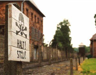 Izraelczycy uczą się w Auschwitz