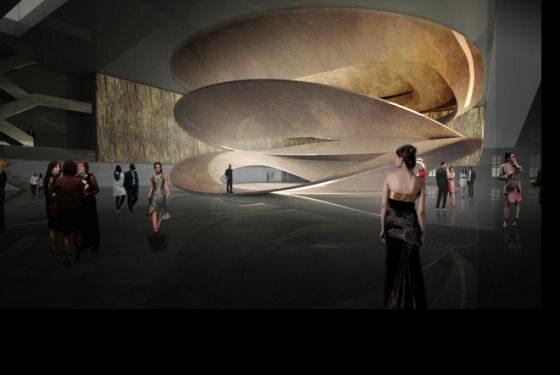Sala koncertowa. Projekt akustyczny (mat. prasowe)