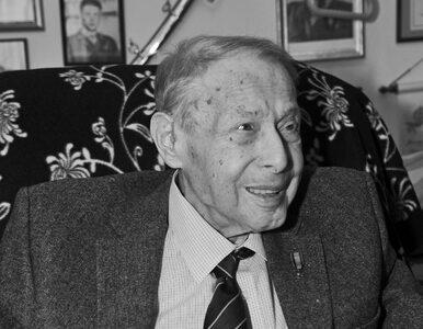 """Zmarł gen. Janusz Brochwicz-Lewiński, legendarny """"Gryf"""""""