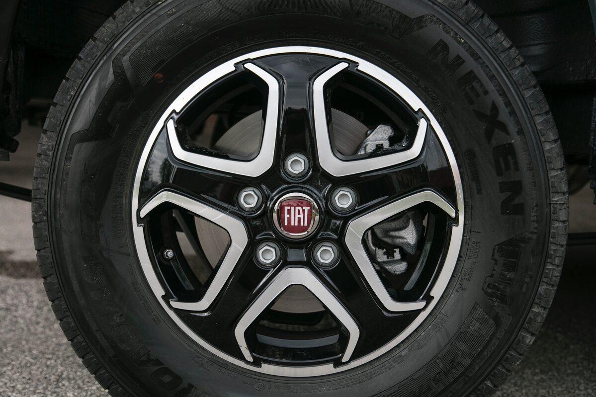 Fiat Ducato RV