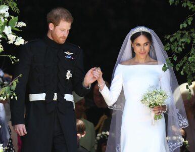 """""""Egzotyczna para"""", """"królowa zamyka oczy"""". Skandal po relacji ze ślubu..."""