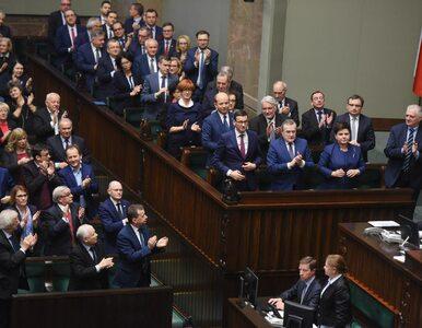 Wicemarszałek Senatu: Rekonstrukcja rządu przewidziana jest po święcie...