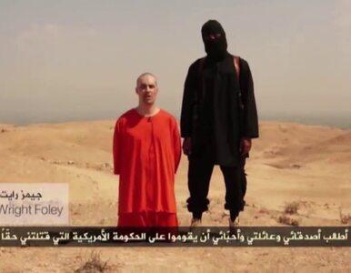 Cameron przerywa urlop po zabójstwie Foley'a. USA: Nagranie autentyczne
