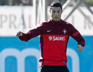 Ronaldo wygra Złotą Piłkę, ale... nie odbierze jej?