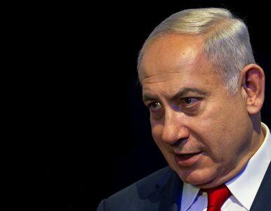Premier Izraela oskarżany o korupcję. Miał otrzymać w sumie milion szekli