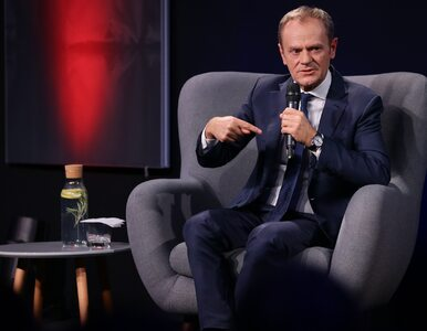 Donald Tusk apeluje w sprawie Sławomira Nowaka. Nazwał go więźniem...