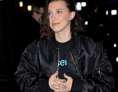 """Gwiazda """"Stanger Things"""" została najmłodszą Ambasadorką UNICEF...."""