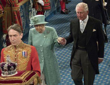 Królowa Elżbieta II wygłosiła kolejną tej jesieni mowę tronową. Nie...