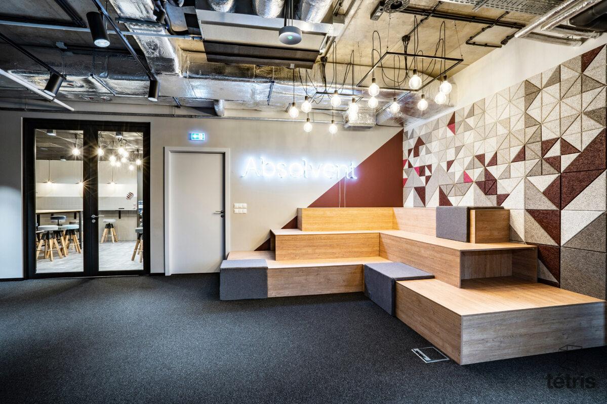 Nowe wnętrza Praskiego Konesera Nowe wnętrza Centrum Praski Koneser