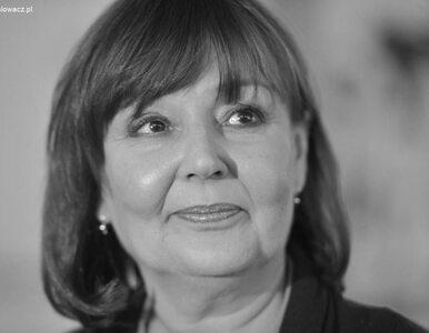 Jolanta Fedak nie żyje. Posłanka PSL i była minister pracy miała 60 lat