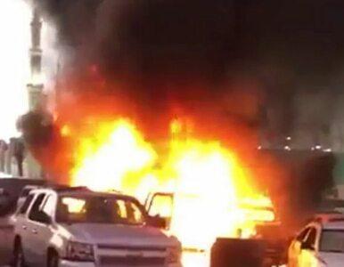 Eksplozja w świętym miejscu dla islamu. Wysadził się zamachowiec samobójca