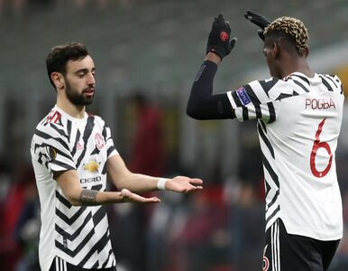 Liga Europy. Manchester United, Arsenal i AS Roma walczą o awans do...