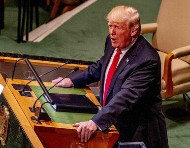 Trump wyśmiany na forum ONZ. Fox News manipuluje, ucinając nagranie