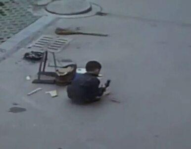 6-latek bawił się przed domem. Przejechał po nim samochód