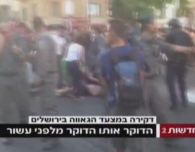 Ortodoksyjny Żyd ugodził nożem sześciu uczestników parady równości w...
