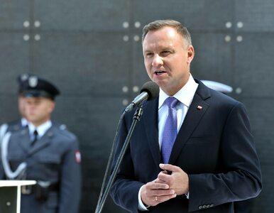 Duda o Powstaniu Warszawskim: młodzi nie wahali się zaryzykować życia