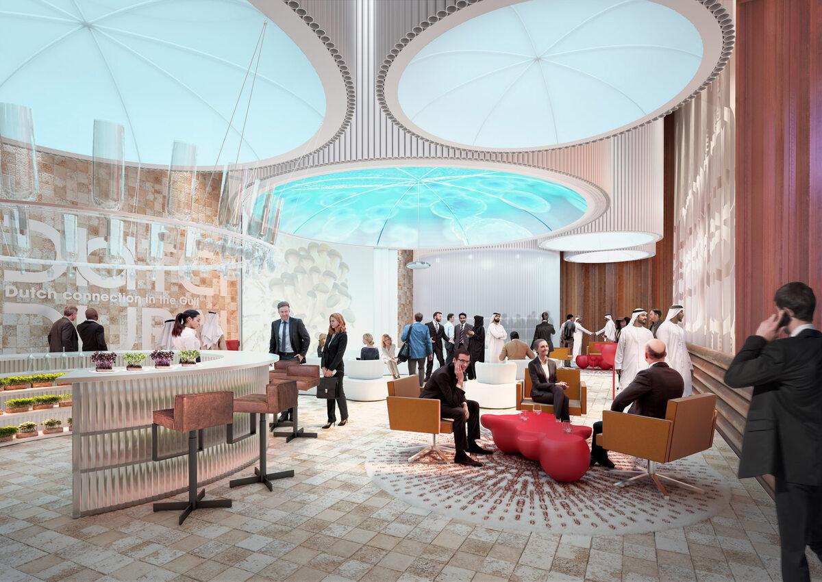 Pawilon Holandii na EXPO 2020 Pawilon Holandii na EXPO 2020 w Dubaju