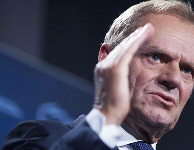 W którą stronę Donald Tusk pokieruje PO? Pierwszy bój światopoglądowy...