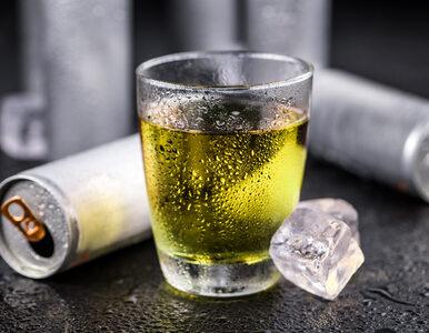 Uważaj na napoje energetyzujące – mogą ci poważnie zaszkodzić