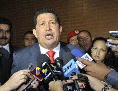 Chavez umiera? Ma problemy z oddychaniem