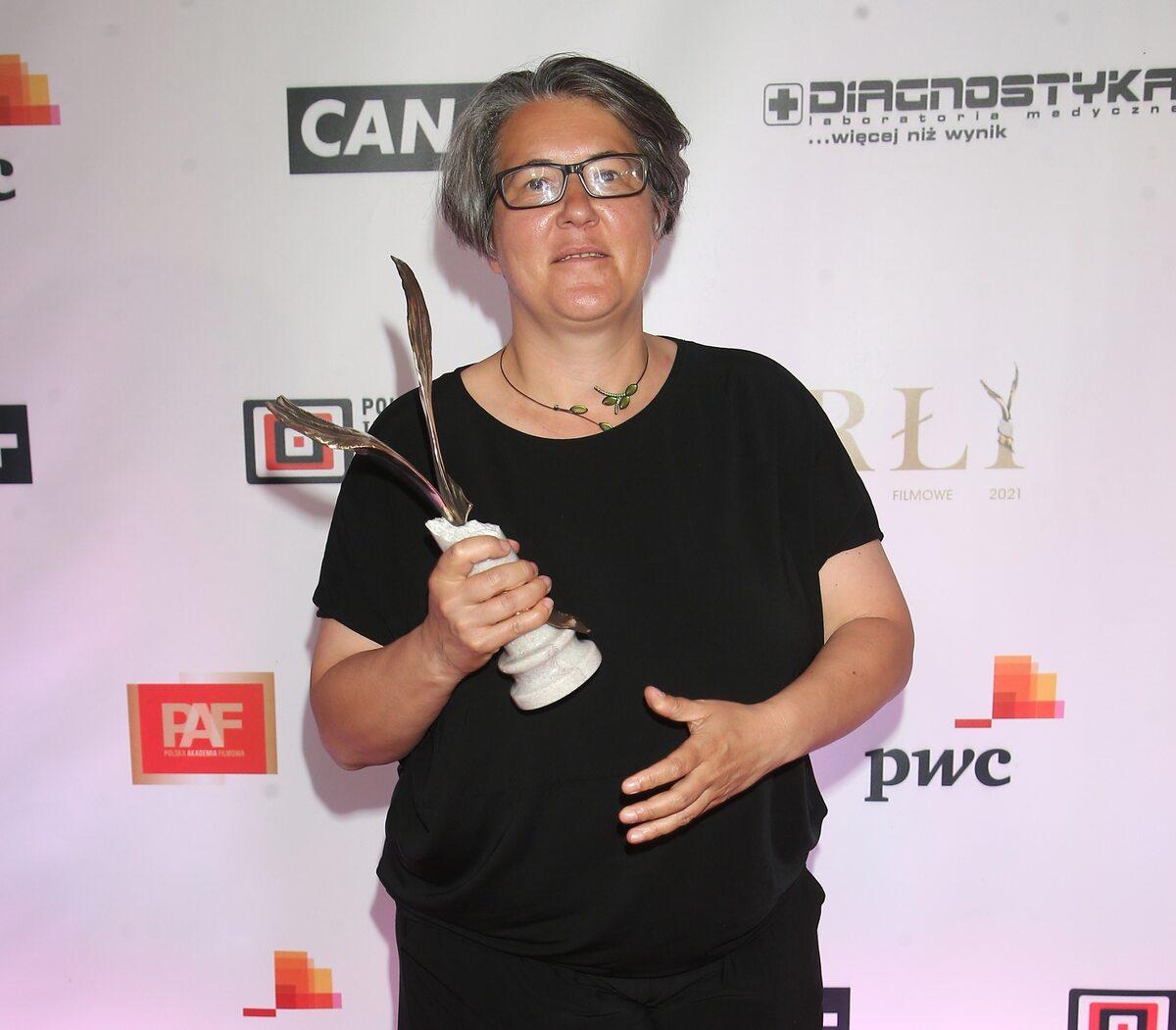 Orły 2021 – Katarzyna Adamik